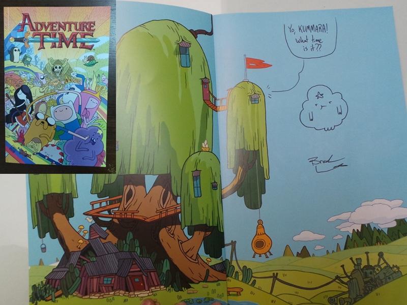 Kummara & Adventure Time