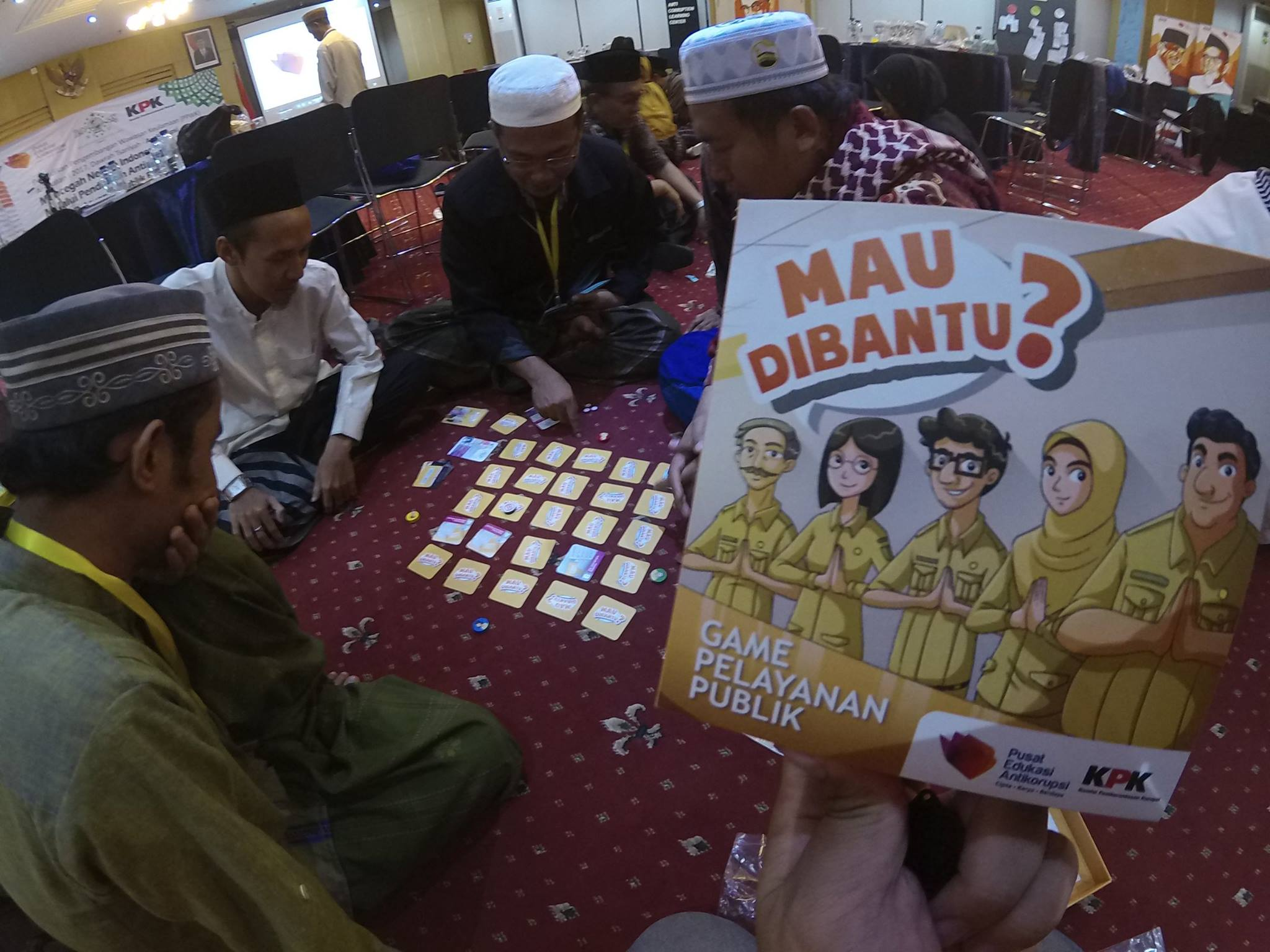 Achieving Good Governance with Board Game