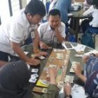 Learning Corporate Risk Management Through Board Game