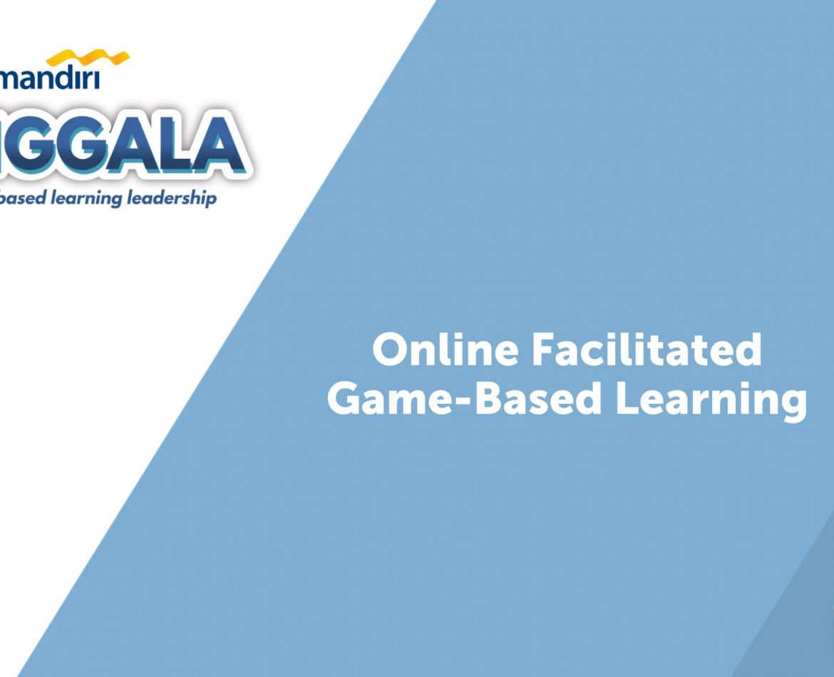 Online Facilitated Game-Based Learning Session for Leadership with Mandiri Corporate University