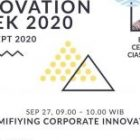 """Gamifying Corporate Innovation"" at CIAS Innovation Week"
