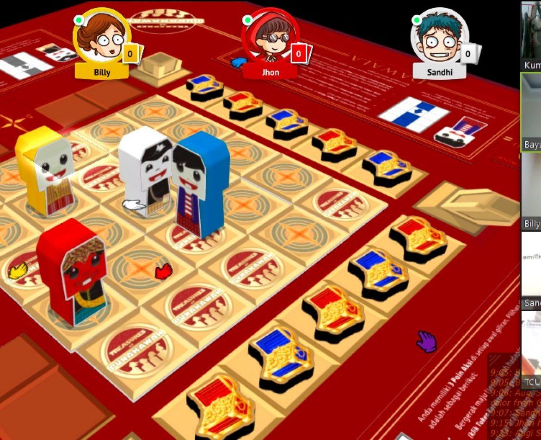 Punakawan Online Facilitated Game Based-Learning for PT Telkom Indonesia